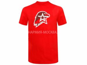 Футболка Юнармия красный