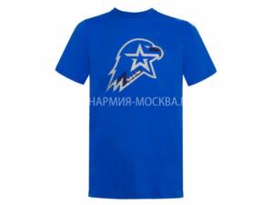 Футболка Юнармия синий