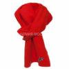 шарф флисовый красный юнармия купить