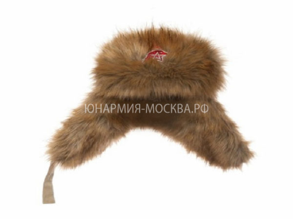 шапка утепленная юнармия купить