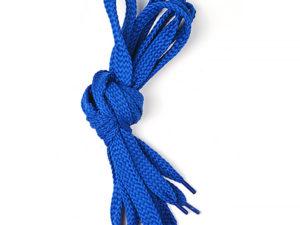 Шнурки синие к-т